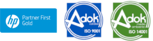 HP Partner, Adok ISO