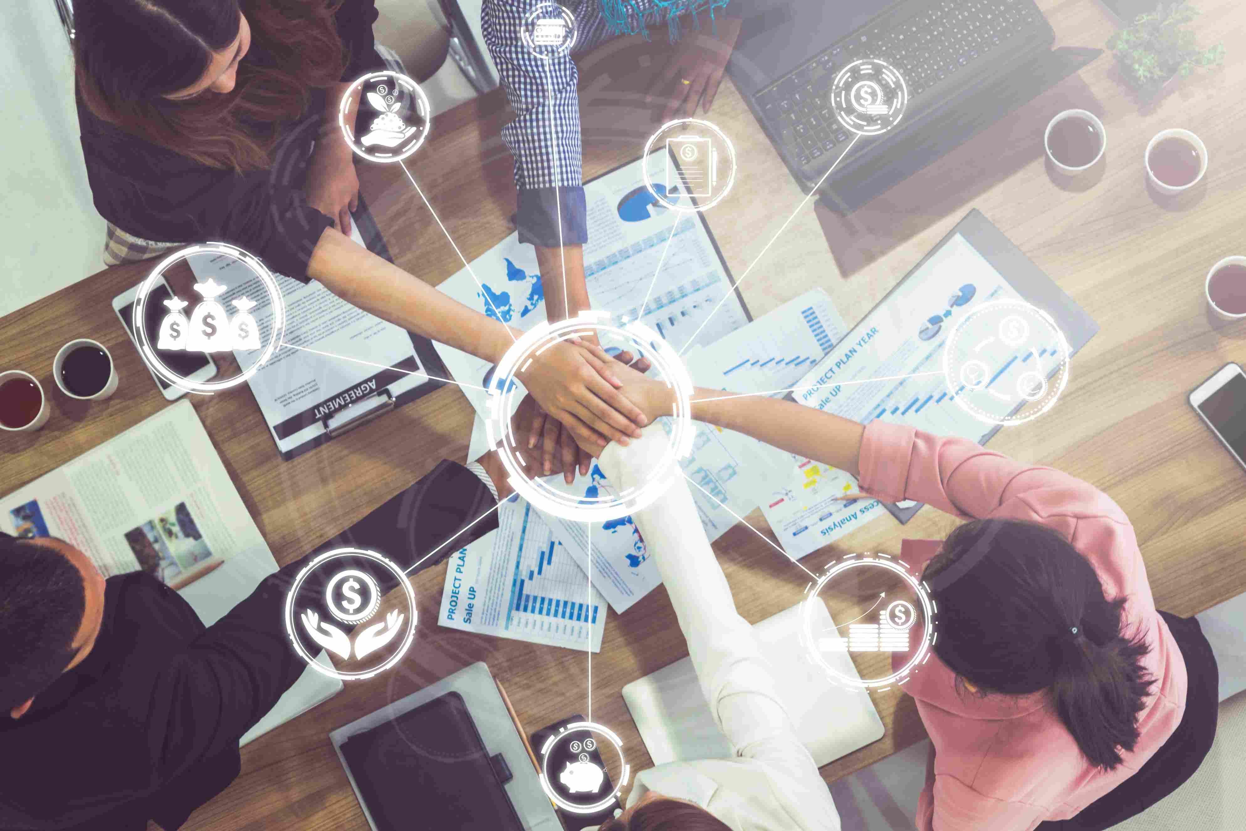 ¿Cómo digitalizar tu empresa? Te ayudamos a dar el paso.